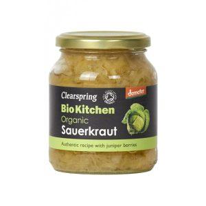 Clear Spring Demeter Organic Sauerkraut 360g