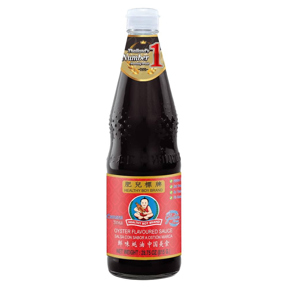 هيلثي بوي صلصة المحار المنكهة علي الطريقة الصينية 815جرام