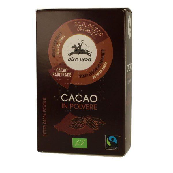 Alce Nero CA075 Organic GF Cacao Powder 75 g