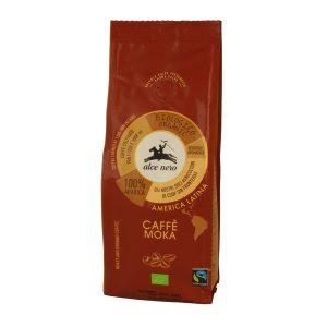 Alce Nero CF250 Organic Fairtrade 100% Arabica coffee Moka 250g