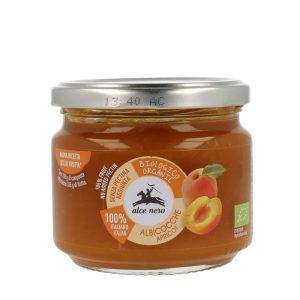 Alce Nero CF833 Organic Apricot Jam Spread 270g