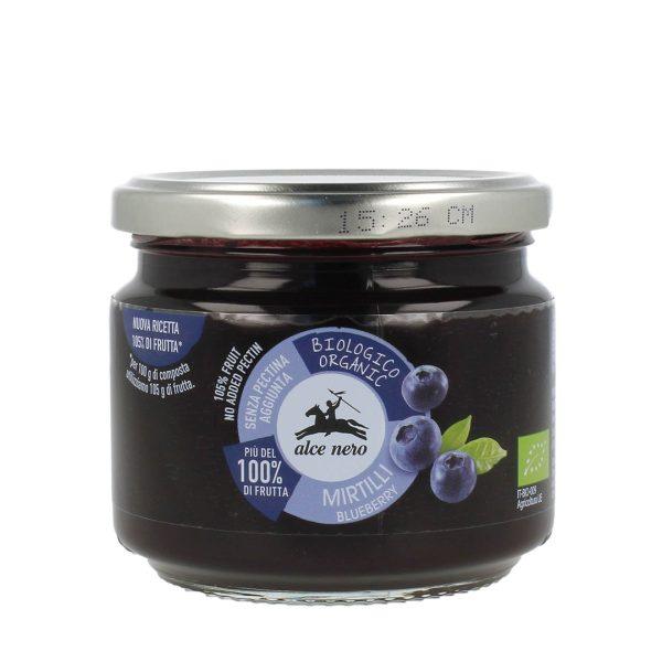 Alce Nero CF836  Organic Blueberry Jam Spread 270g