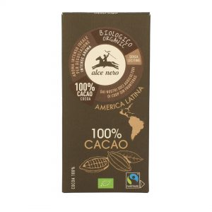 Alce Nero CFN050 Organic GF Cacao  50g