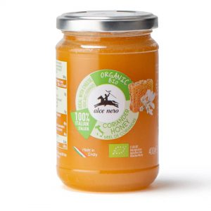 Alce Nero MI407 Organic Coriander Honey 400g