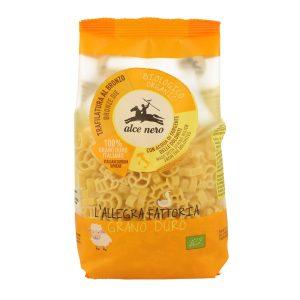 Alce Nero PN862 Organic fattoria Kids durum wheat semolina pasta 250g