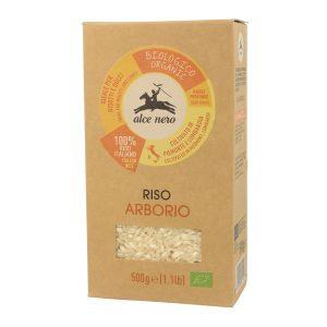 Alce Nero RI453 Organic Arborio rice 500g
