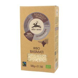 Alce Nero RI857 Organic Basmati Rice 500 g