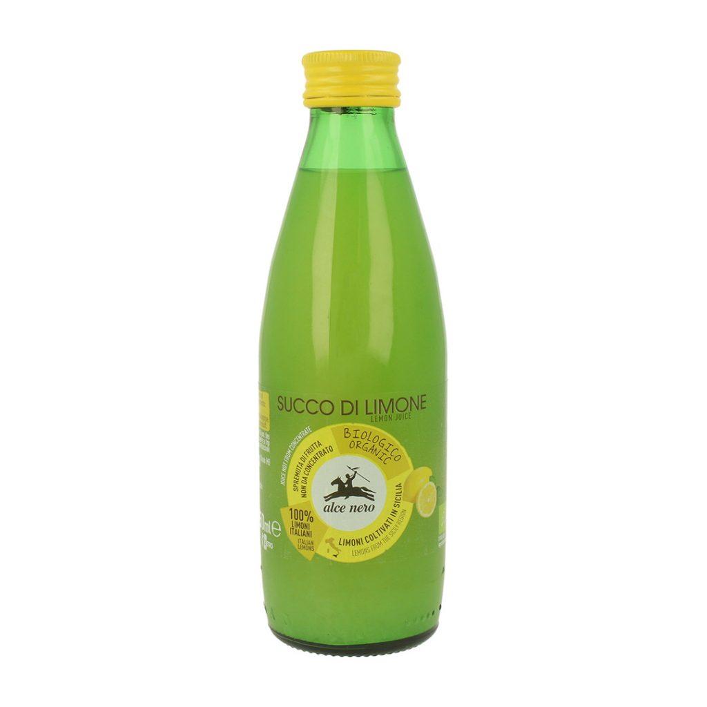 السي نيرو عصير ليمون عضوي 250 ملل