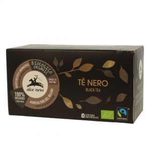 Alce Nero TN020 Organic Black Tea TE NERO 35 g