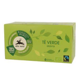 Alce Nero TV020 Organic green Tea TE VREDE 35 g
