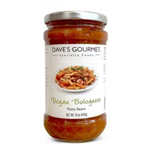 DG Vegan Bolognese Pasta Sauce 16 oz