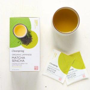 شاي وقهوة عضوي