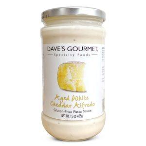 DG GF Aged White Cheddar Alfredo Pasta Sauce 15 oz