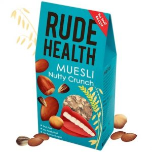 Rude Health Muesli Nutty Crunch 450g