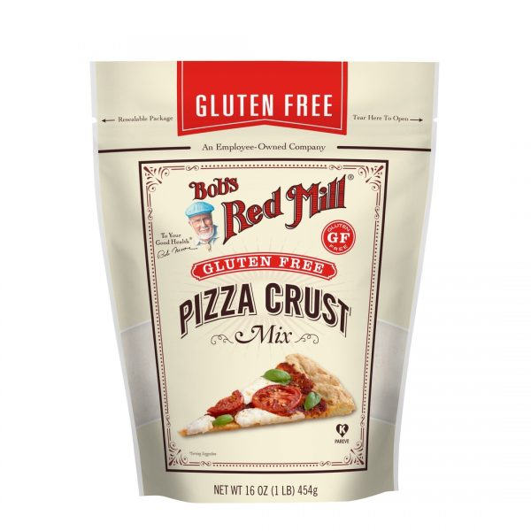 BRM GF Pizza Crust 16 OZS