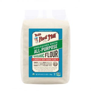 BRM Organic UNBL All Purpose White Flour 3LB