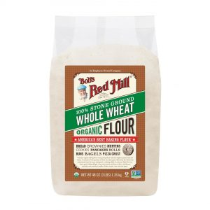 BRM Organic Whole Wheat Flour 3LB