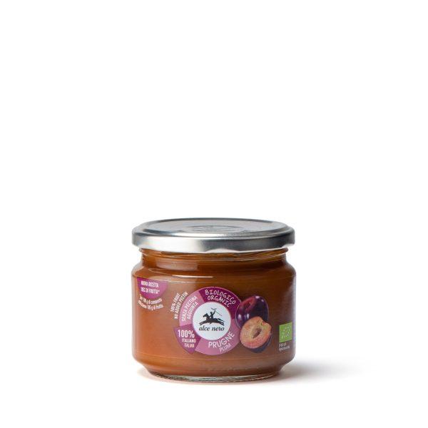 Alce Nero CF831 Organic plum jam 270g