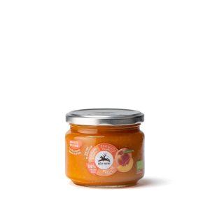 Alce Nero CF832 Organic peach jam 270g