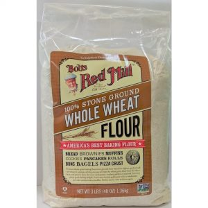 BRM Whole Wheat Flour 3LB