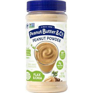 PB GF Peanut Powder Flax and Chia 6.5Oz