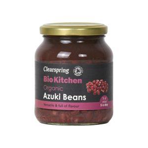 Clear Spring Organic Azuki Beans 350g