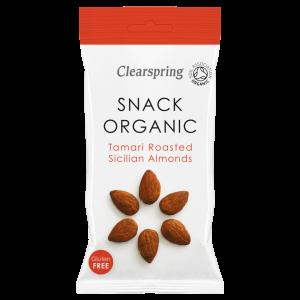 Clear Spring GF Organic Seaveg Crispies Original 4g